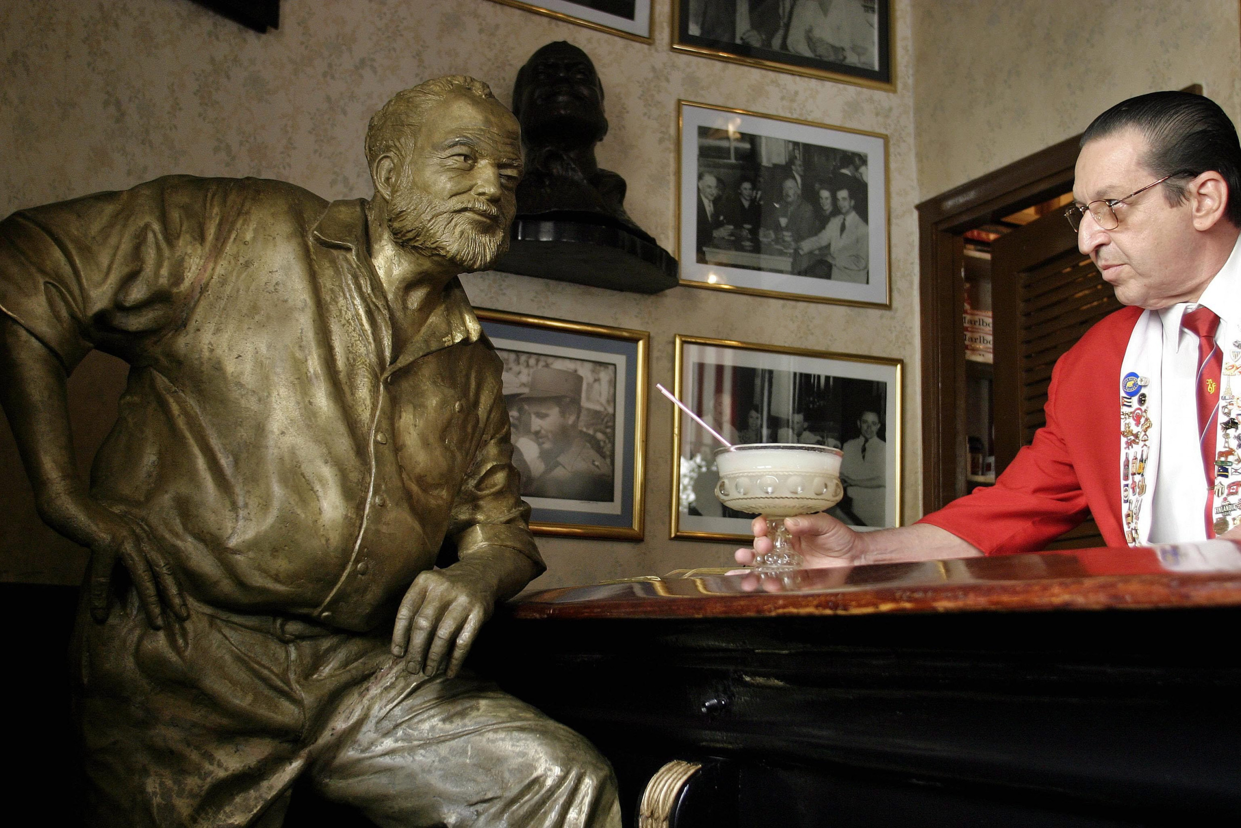 """Celebrate National Daiquiri Day with a """"Papa Doble"""" in honor of Ernest Hemingway"""