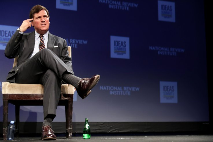 I'm Paid to Watch Tucker Carlson Each Night. Don't Tell Me This Rant About Ilhan Omar Isn't Shocking | Opinion