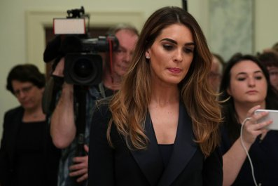 hope hicks stormy daniels hush money payments
