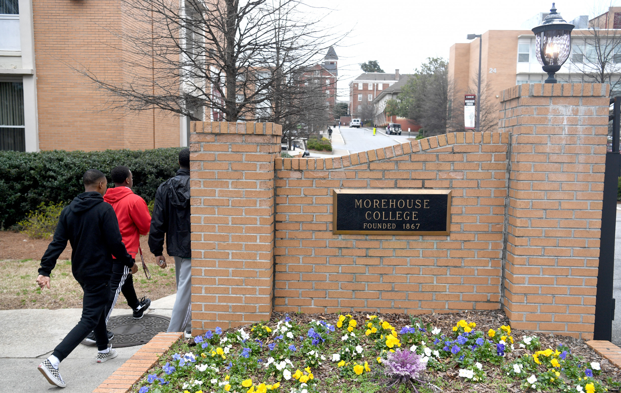 Morehouse College employee on leave after students accuse him on social media of sexual misconduct