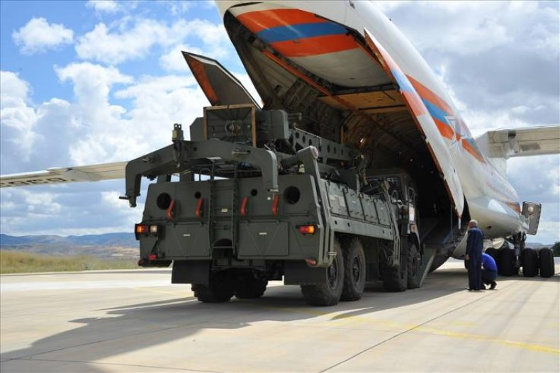 turkey russia s400 missile system