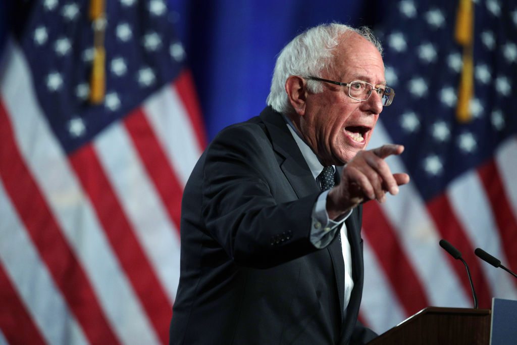 Sanders campaign battles with staff demanding $15 hourly pay - which the candidate says should be federal minimum