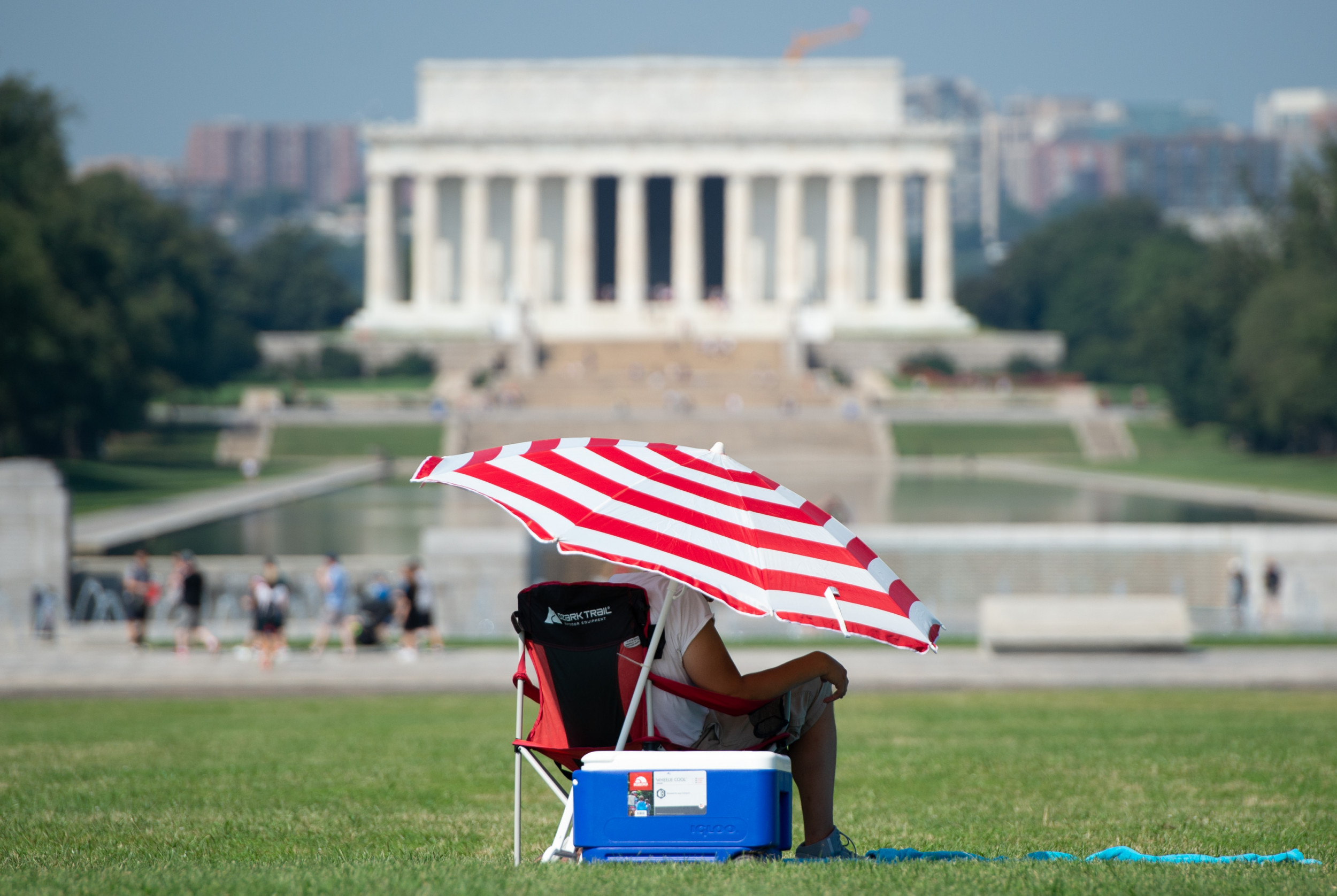 How hot will it get this weekend? Excessive heat temperatures expected across U.S.