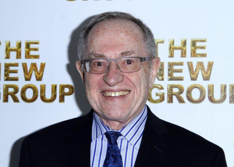 Alan Dershowitz Jeffrey Epstein sex underage girls