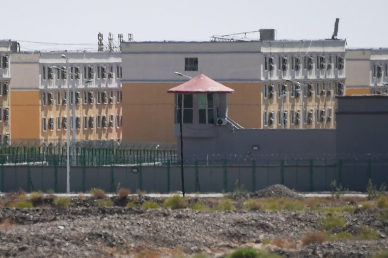 China, US, re-education center, concentration camps