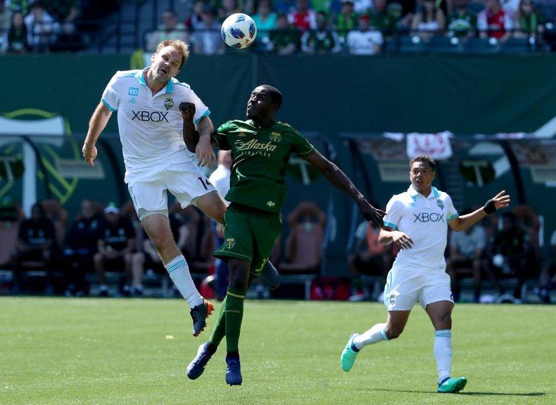 Seattle Sounders, Portland Timbers, MLS
