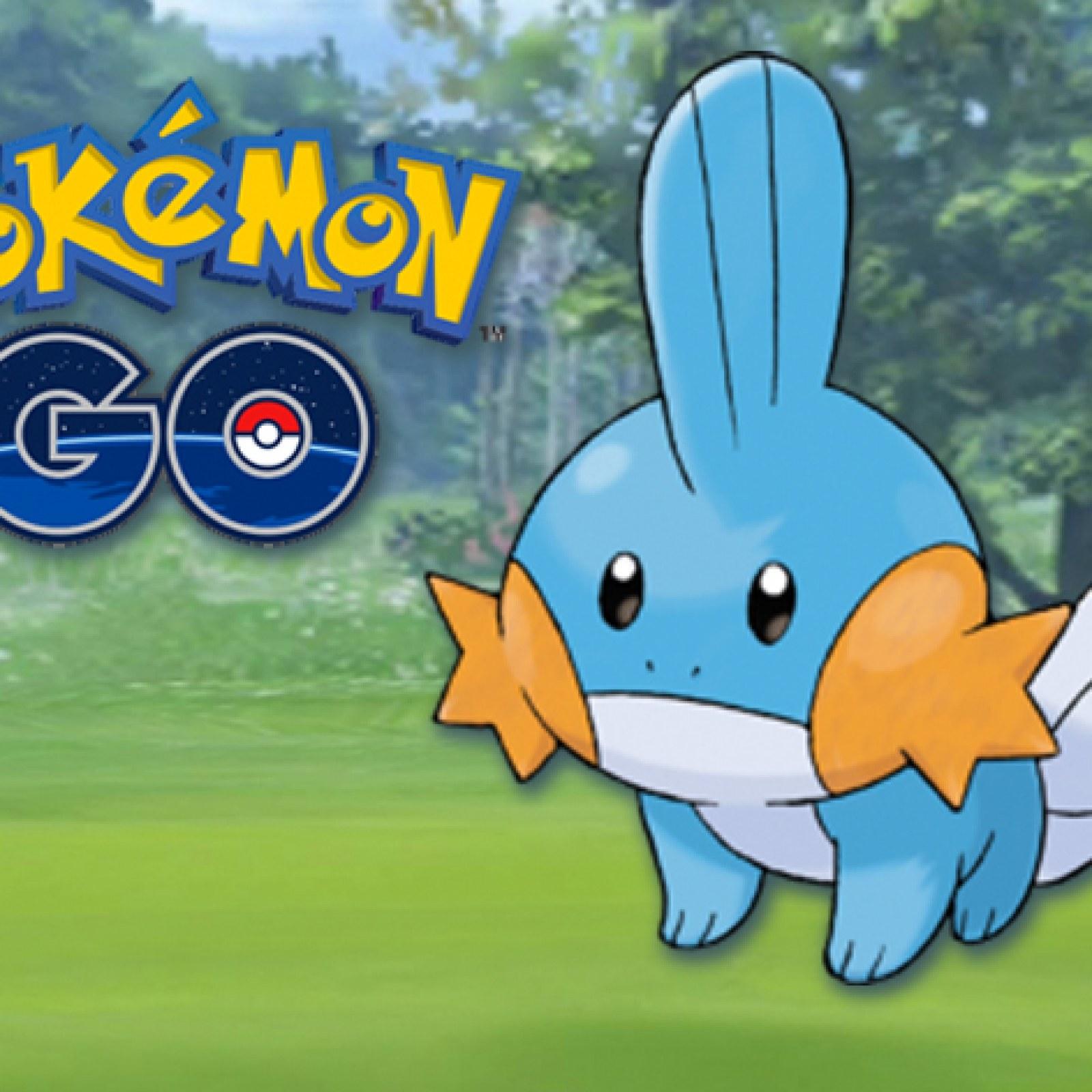 Pokémon Go' Community Day: Start Time, Shiny Mudkip and