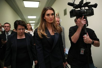 hope hicks stormy daniels hush money involvement
