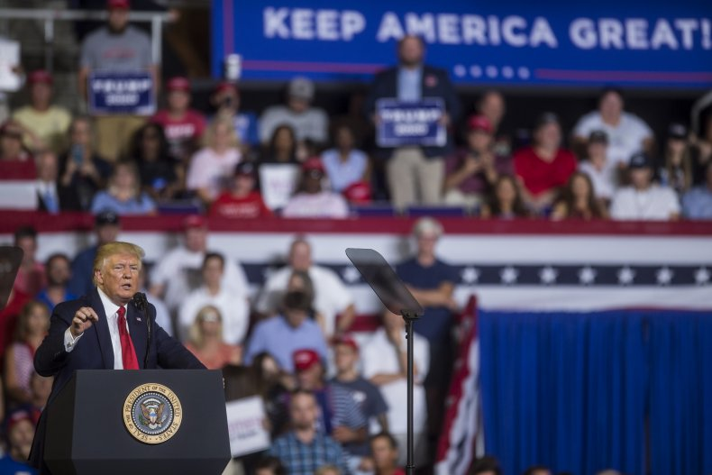 Donald Trump Greenville Rally