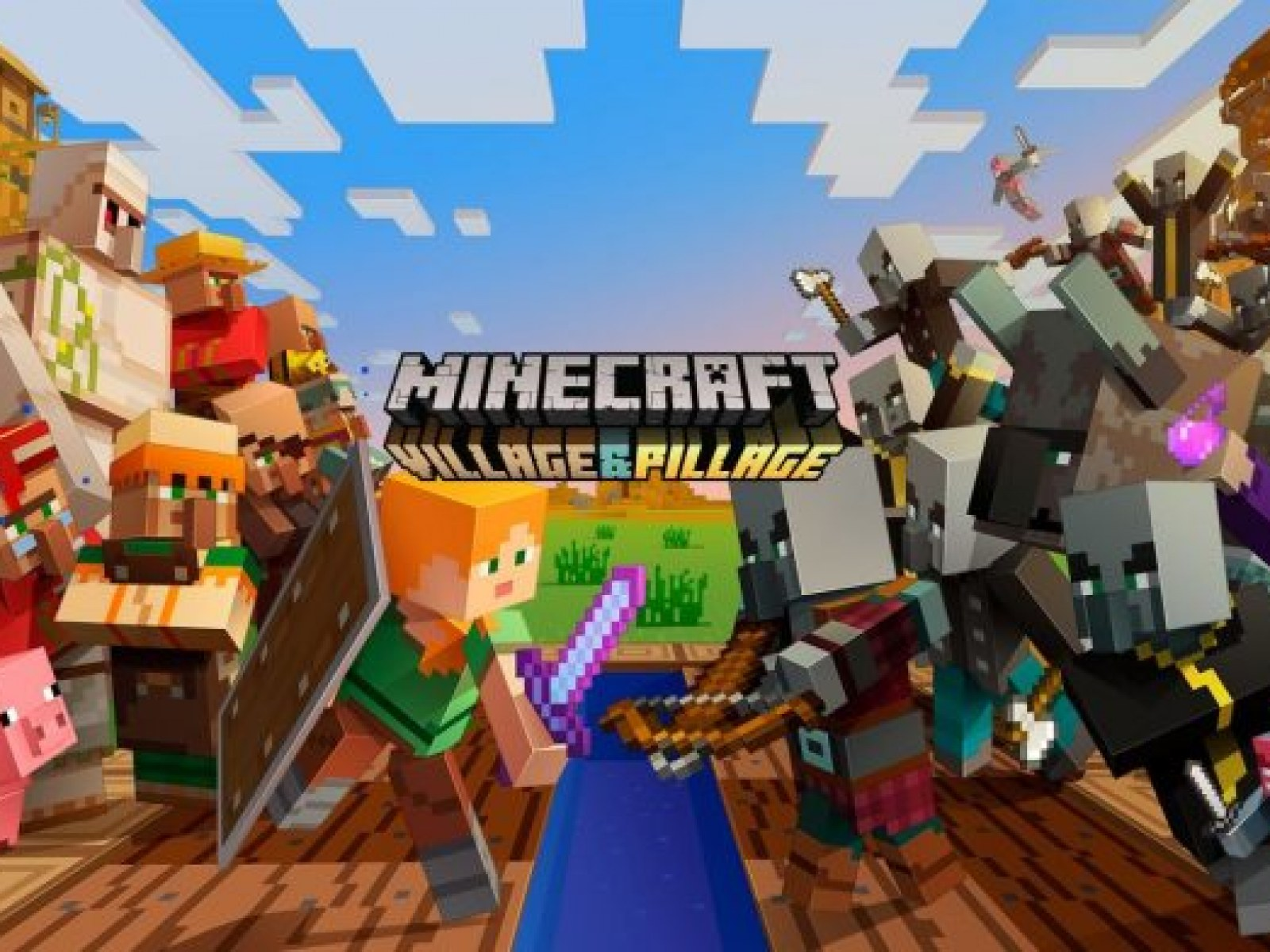 Minecraft 1 14 4 Patch Notes Everything New Changed