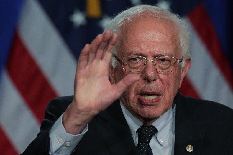 Presidential Candidate Bernie Sanders Delivers Address On Medicare For All