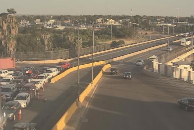 International Bridge in Laredo