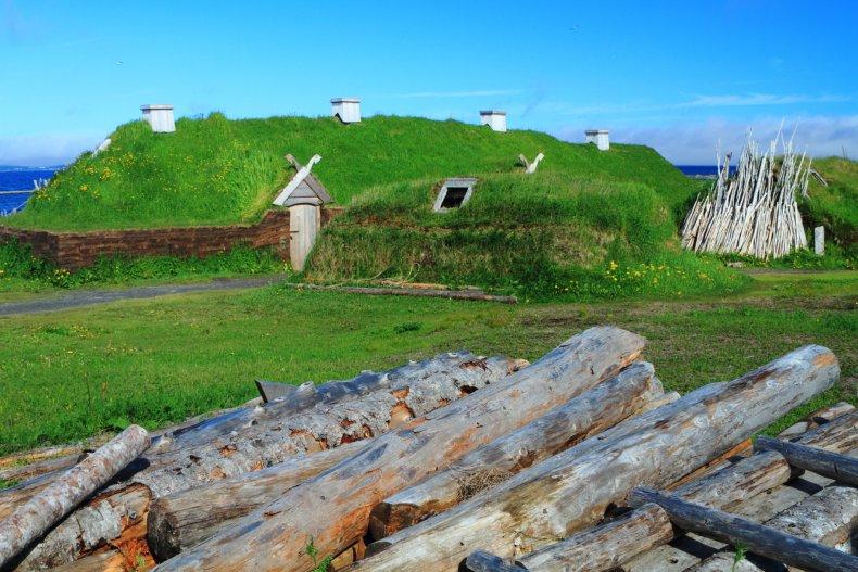 viking north america