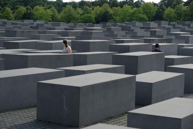 murdered jews memorial berlin