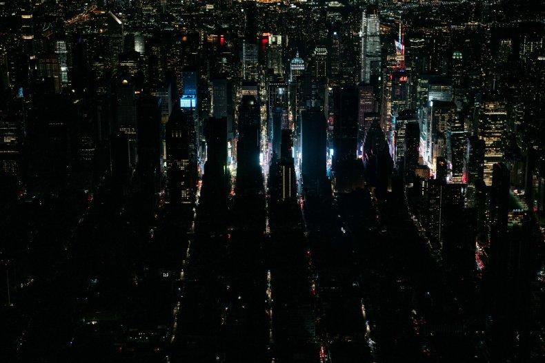 New York Blackout July 2019