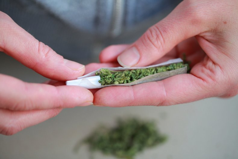 cannabis, weed, marijuana, joint, drugs, stock, getty