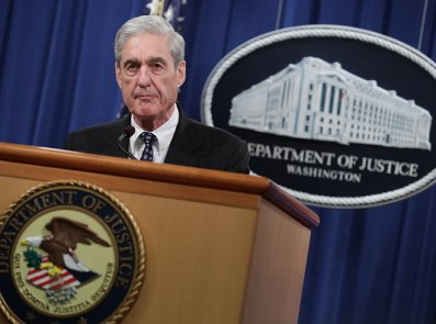 special counsel robert mueller russia press conference