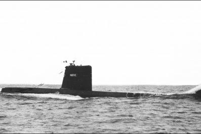 La Minerve submarine