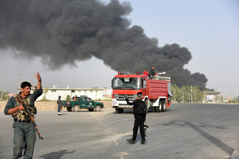 afghanistan car bomb attack