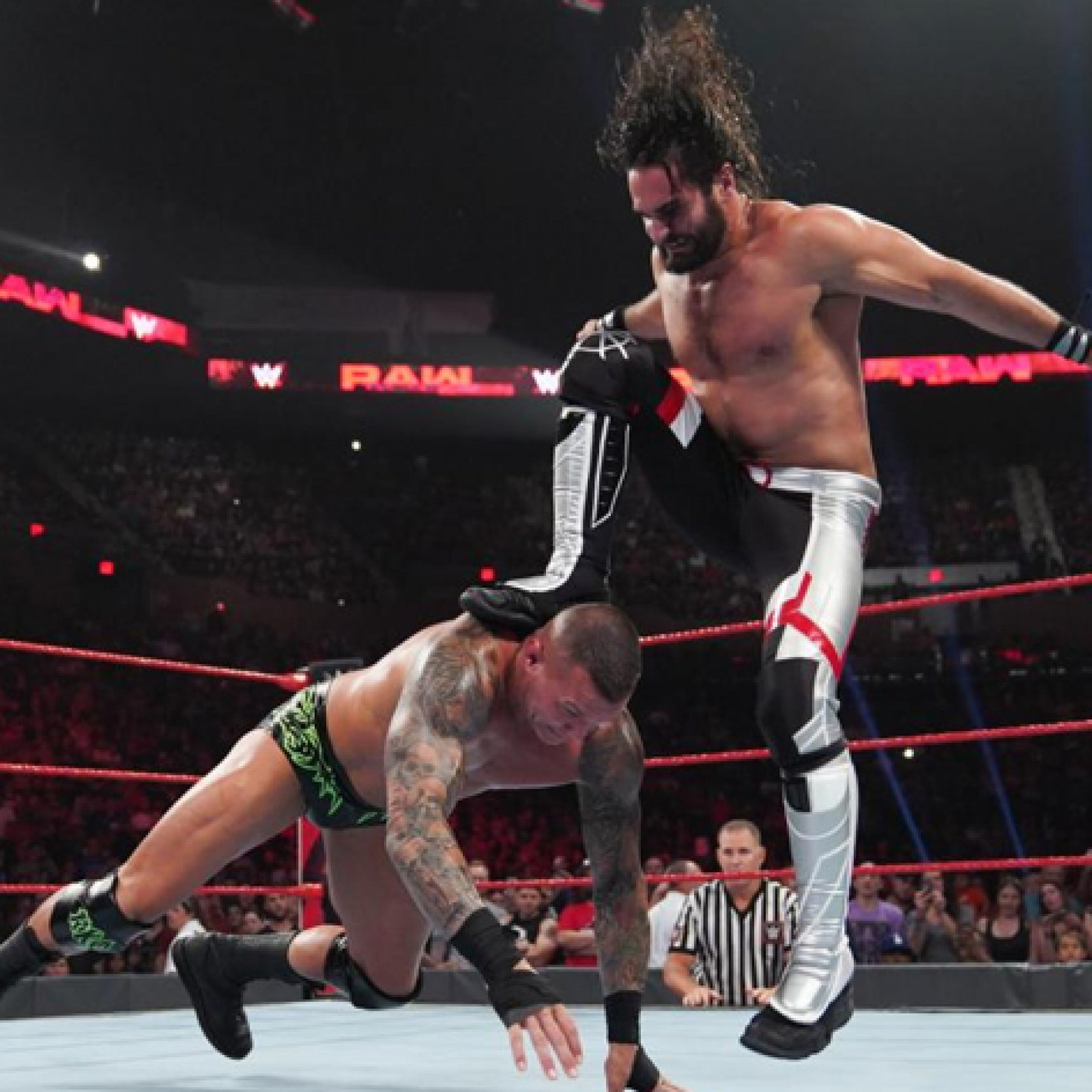Wwe raw results archive