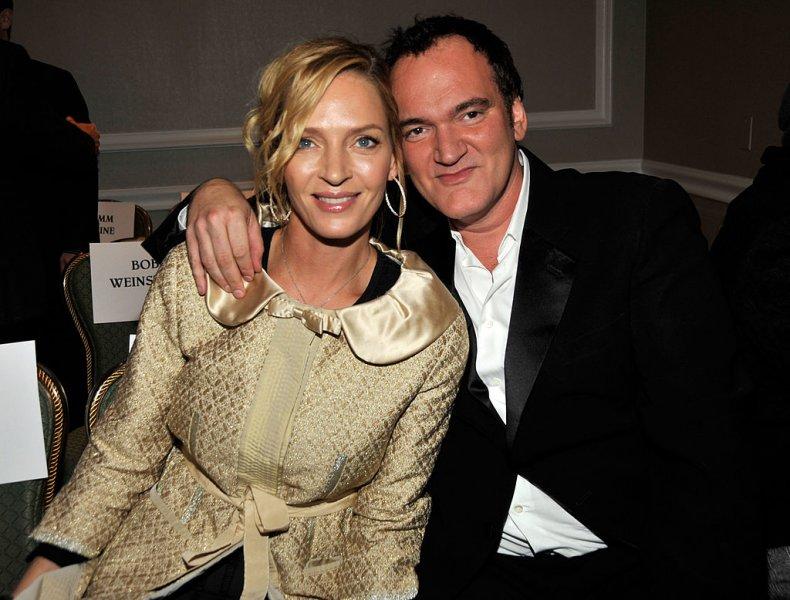 Quentin Tarantino and Uma Thurman In Talks for 'Kill Bill 3'