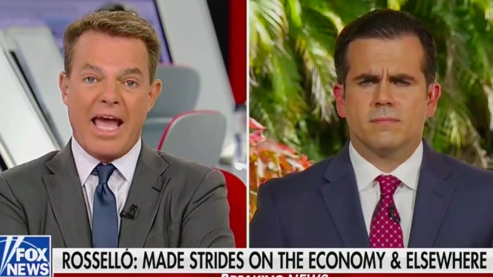 Fox News Shepard Smith Shreds Puerto Rico Governor For Refusing To