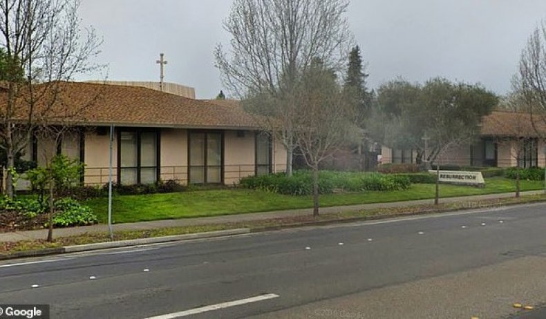 Father Oscar Diaz Santa Rosa Parish