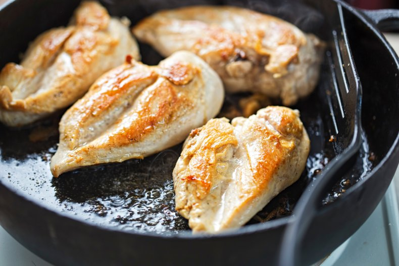 chicken breast, food, meat, paleo, stock, getty