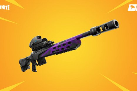 fortnite storm scout sniper