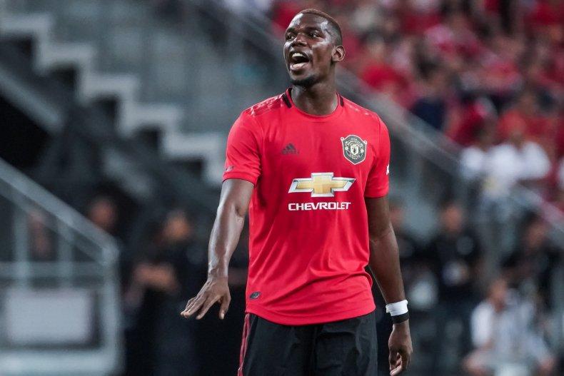 Manchester United, Paul Pogba