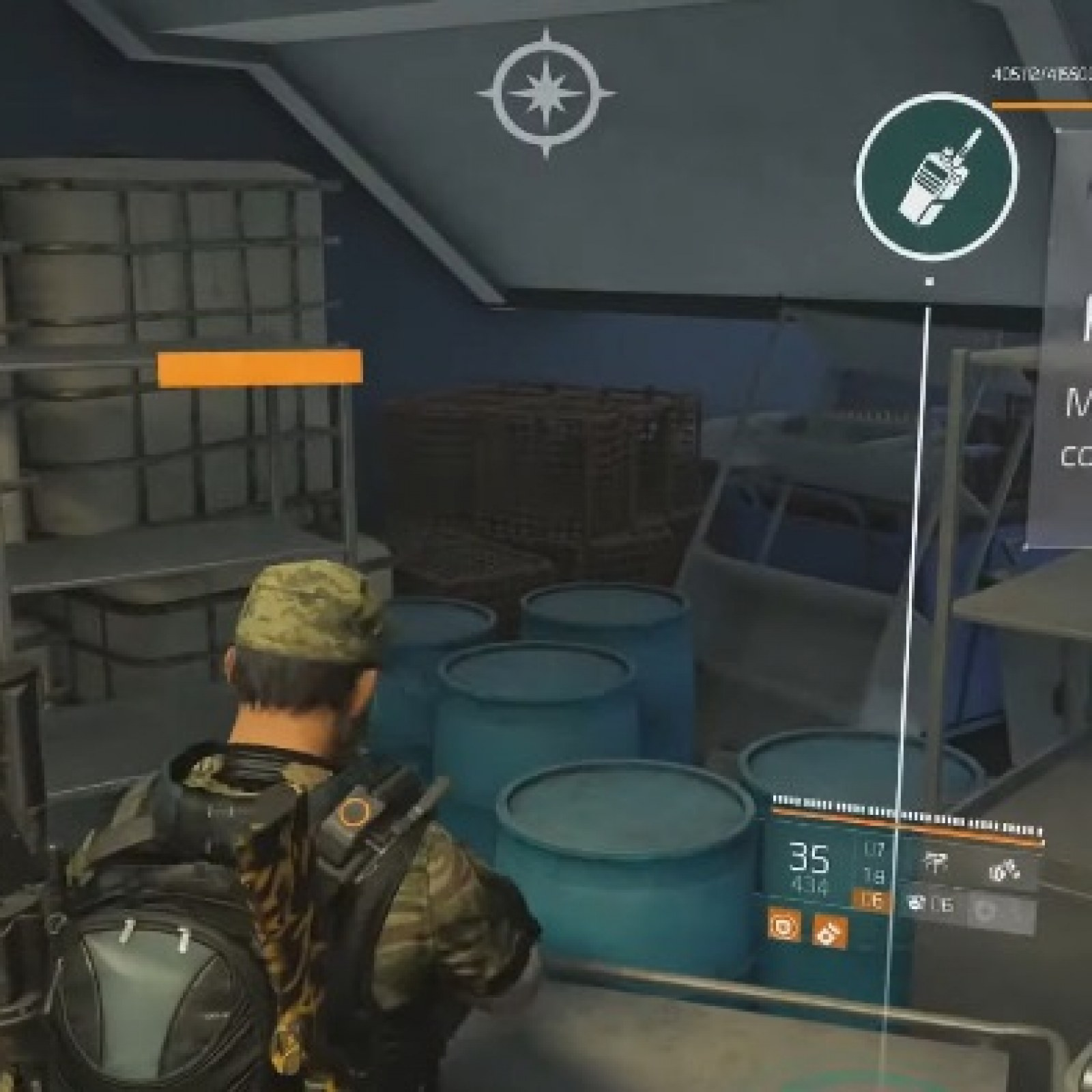 Division 2' Classified Assignment Guide: Find the Sushi