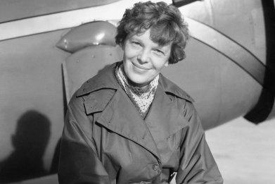 amelia earhart birthday plane disappearance robert ballard