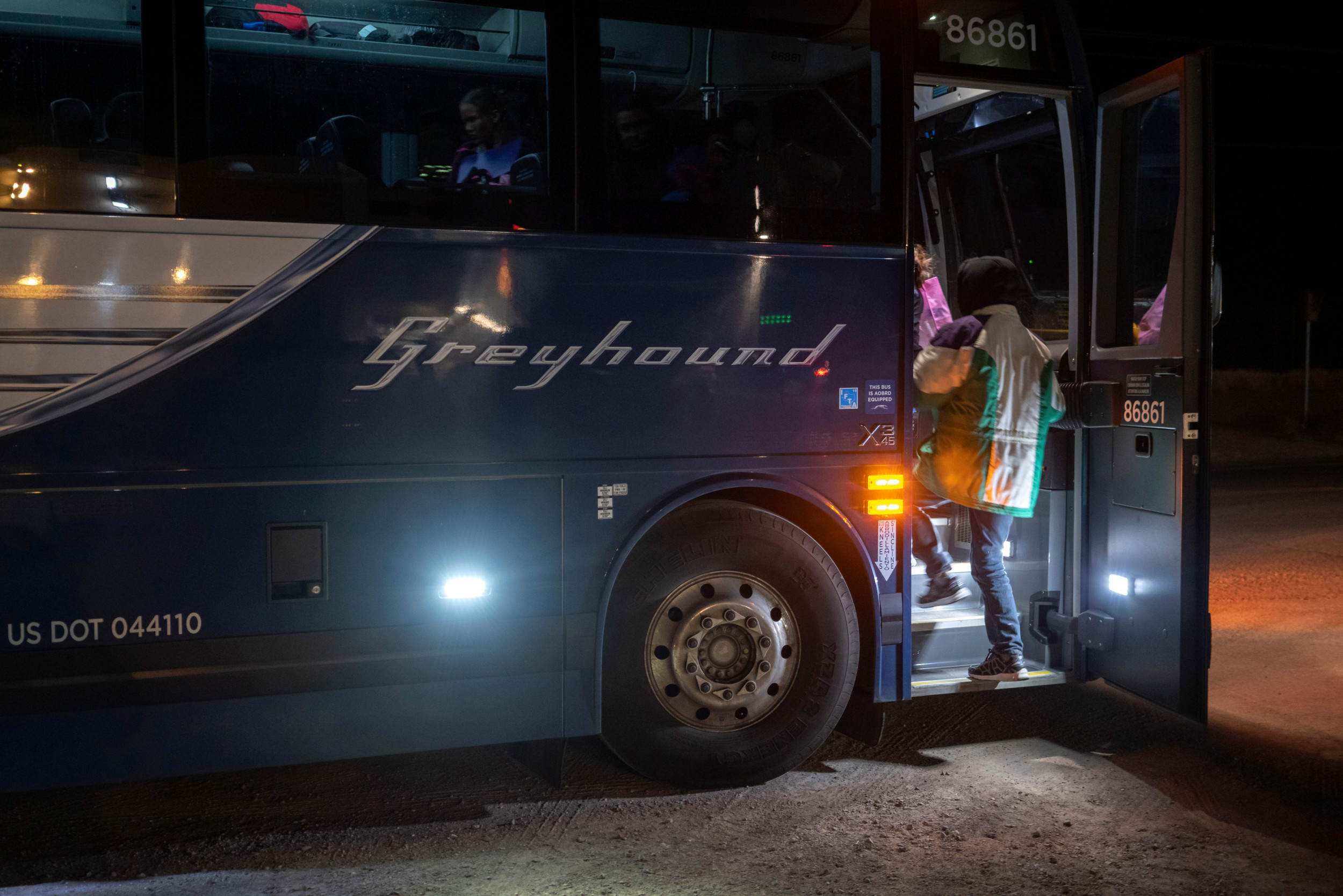 Aclu Calls On Greyhound To Stop Letting Border Patrol
