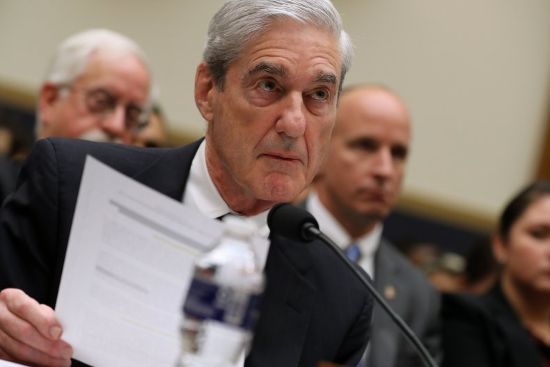 Mueller reiterates why couldn't charge Trump