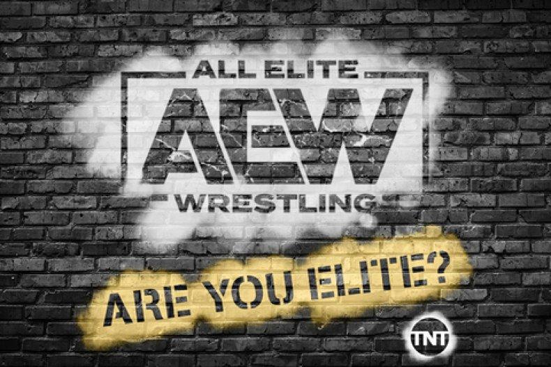 all elite wrestling tnt premiere date