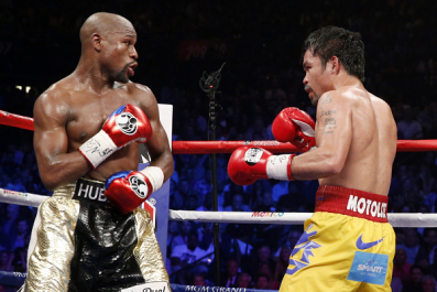 Manny Pacquiao's Trainer Claims Boxer's Ready For Another Mayweather Match