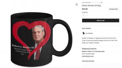 robert mueller mug special counsel
