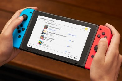 nintendo switch online cloud backup