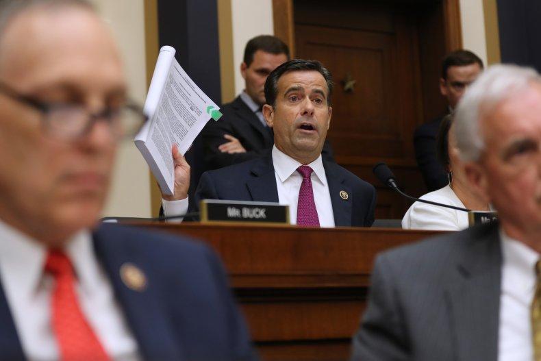 Democrats, Republicans grill Robert Mueller