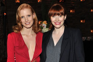 Ron Howard Can't Tell the Difference Between Daughter Bryce Dallas Howard and Jessica Chastain