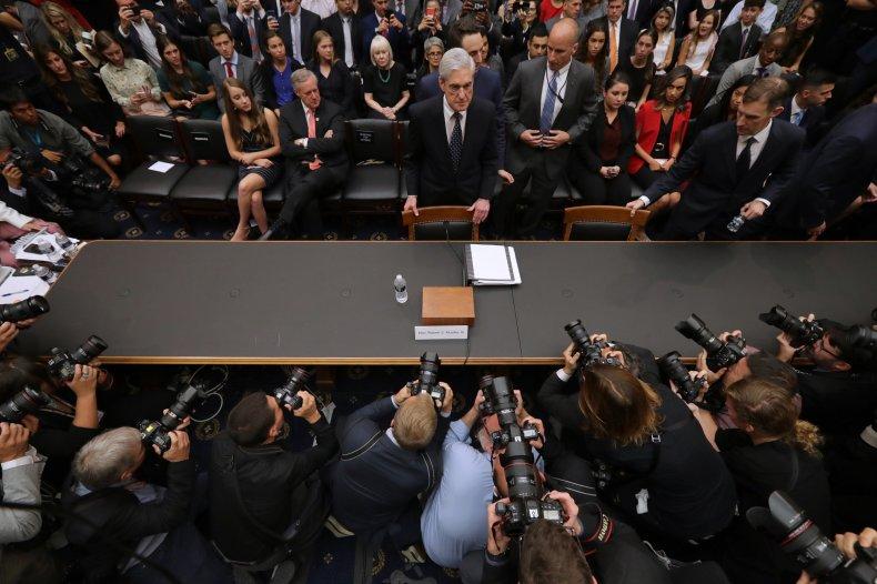 Robert Mueller didn't sway Democrats impeachment