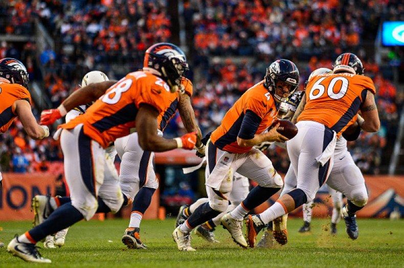 NFL Denver Broncos Preseason