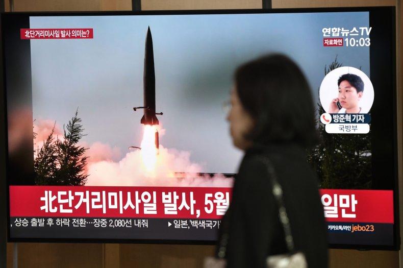 North Korea, missile, test, new