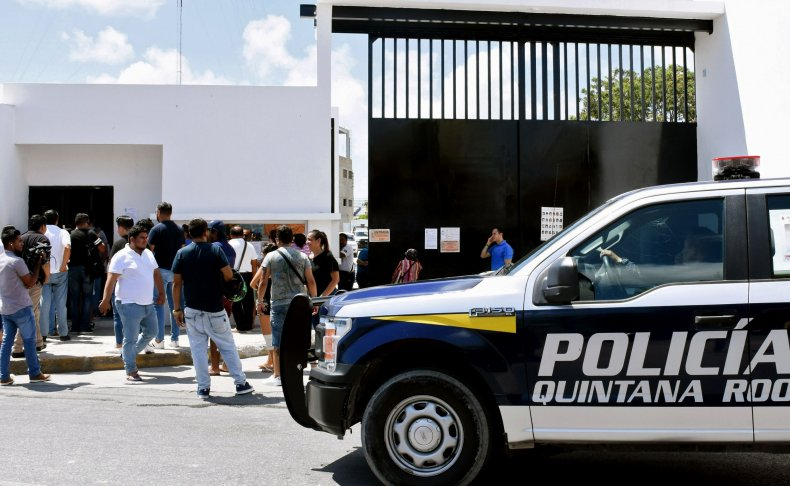 Quintana Roo police