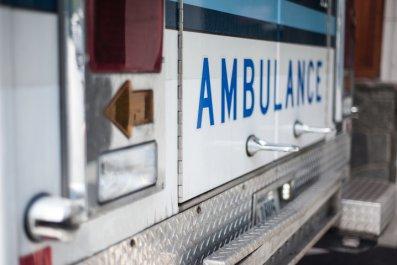 Ambulance (iStock)