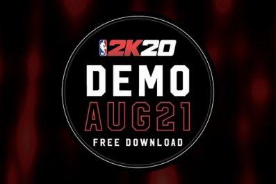 nba 2k20 demo release date