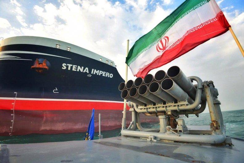 Iran vessel