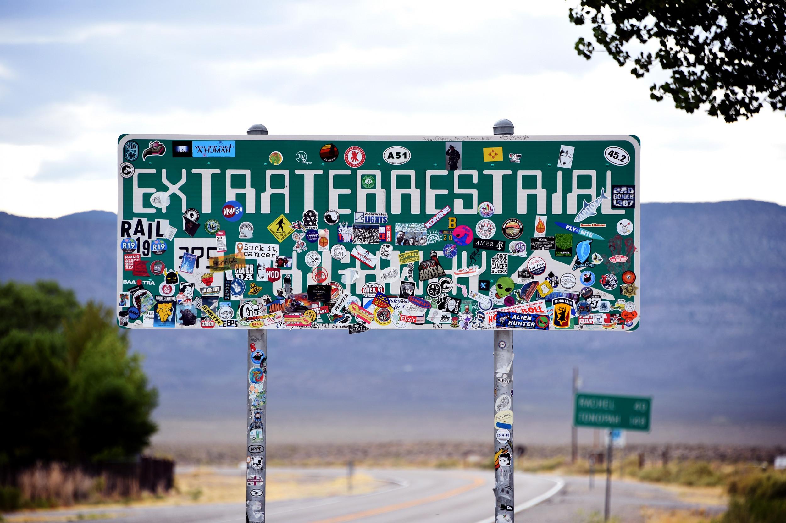 The Area 51 Meme Isn't A Joke Anymore, It's A Cultural