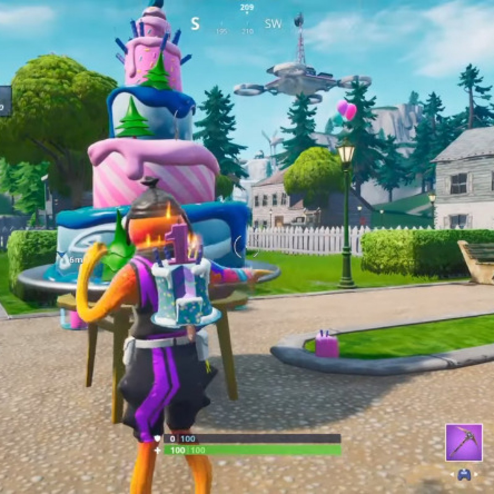 Super Fortnite All Birthday Cake Locations 2Nd Birthday Challenge Guide Birthday Cards Printable Nowaargucafe Filternl