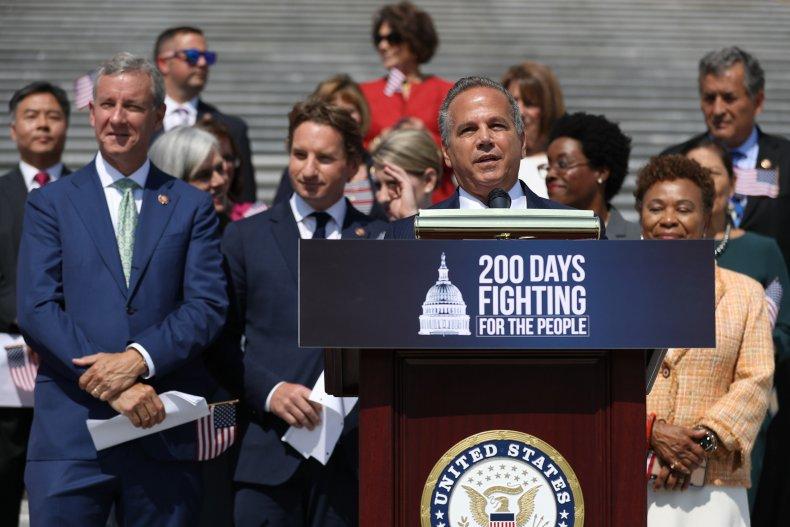 David Cicilline talks impeachment legislative progress